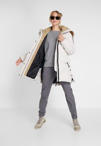 Luhta - INKOINEN - Winter coat - powder - 1
