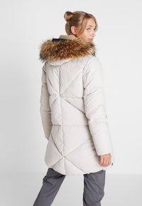 Luhta - INKOINEN - Winter coat - powder - 2