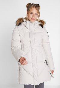 Luhta - INKOINEN - Winter coat - powder - 0