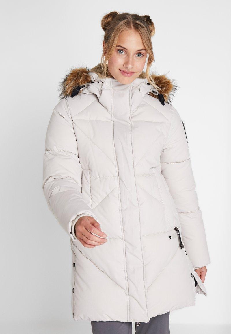 Luhta - INKOINEN - Winter coat - powder