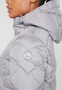 Luhta - ISOKOSKI - Płaszcz zimowy - light grey - 8