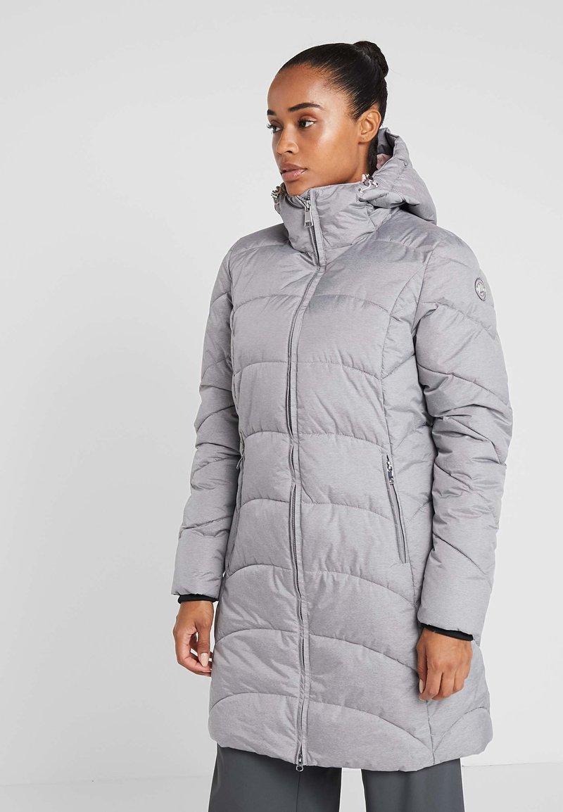 Luhta - ISOKOSKI - Abrigo de invierno - light grey