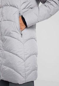 Luhta - ISOKOSKI - Abrigo de invierno - light grey - 5