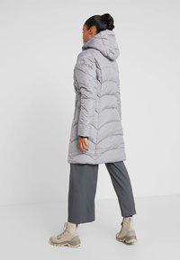 Luhta - ISOKOSKI - Abrigo de invierno - light grey - 2
