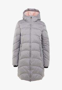 Luhta - ISOKOSKI - Abrigo de invierno - light grey - 7