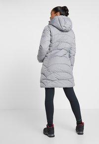 Luhta - ISOKOSKI - Vinterkåpe / -frakk - black melange - 2