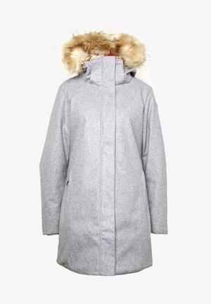 ISOKURIKKA  - Zimní kabát - light grey