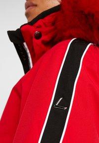 Luhta - JAKKA  - Skijakke - classic red - 9