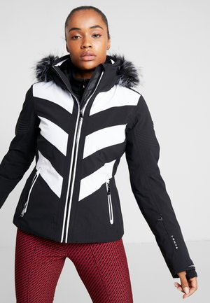 JALONOJA - Ski jacket - black