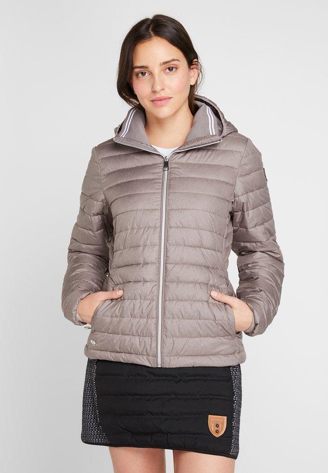 ISOKALLIO - Winter jacket - light brown