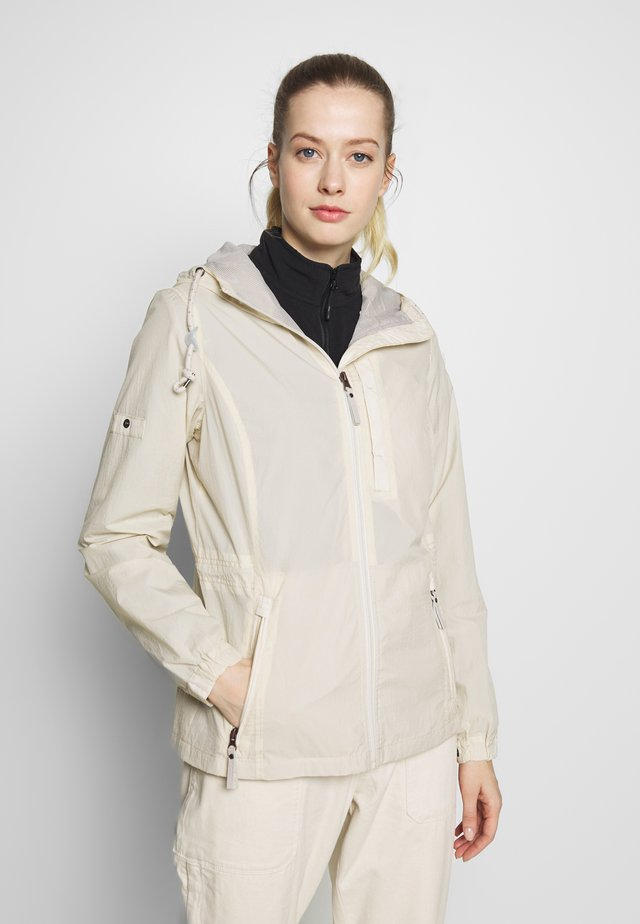 HARJULA - Outdoorjacke - powder