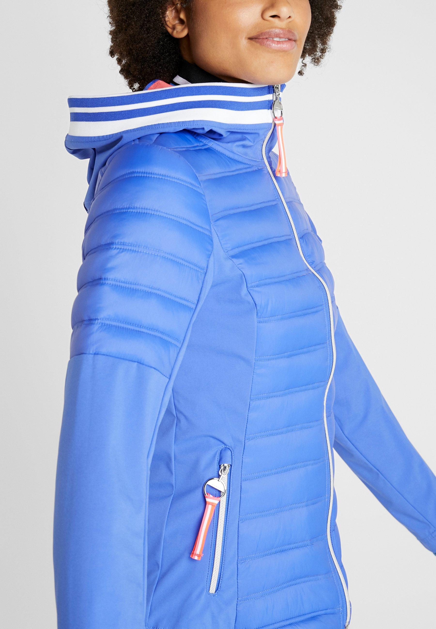 Luhta ANE - Kurtka Softshell - royal blue