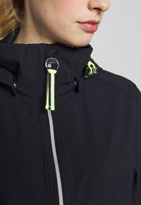 Luhta - ANIKSAR - Soft shell jacket - dark blue - 5