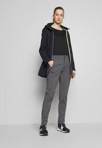 Luhta - ANIKSAR - Soft shell jacket - dark blue - 1