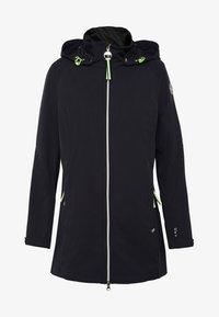 Luhta - ANIKSAR - Soft shell jacket - dark blue - 6