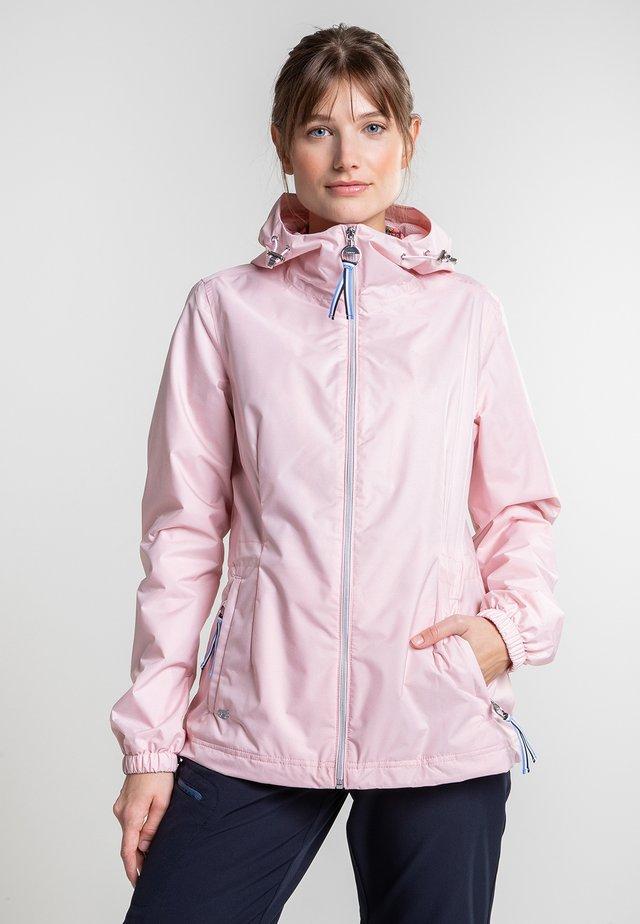 ANDILA - Outdoor jacket - rose petal