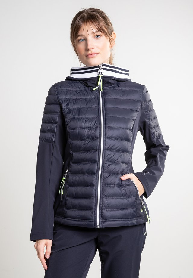 ANE - Soft shell jacket - dark blue