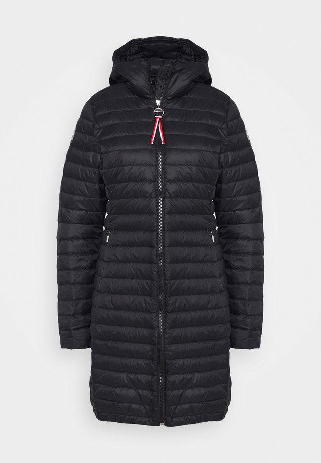 LUHTA EIRALA - Down coat - black