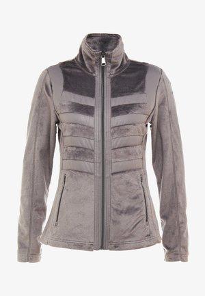 HAKKILA - Fleece jacket - oak