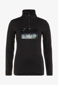 Luhta - HALIKKO - Sports shirt - black - 3