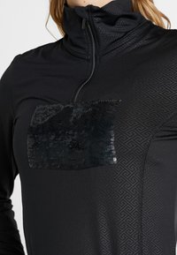 Luhta - HALIKKO - Sports shirt - black - 4