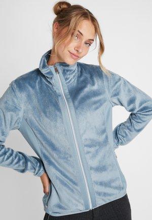 IISSALO - Fleece jacket - emerald