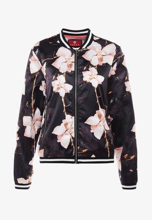 AIKKINEN - Training jacket - black