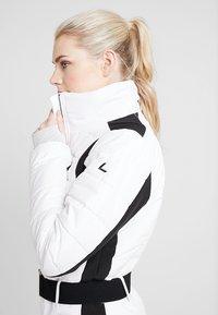 Luhta - JAAMA - Zimní kalhoty - optic white - 4