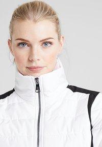 Luhta - JAAMA - Zimní kalhoty - optic white - 6