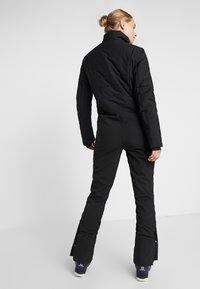 Luhta - JAAMA - Zimní kalhoty - black - 2