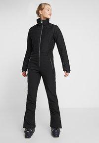 Luhta - JAAMA - Zimní kalhoty - black - 0