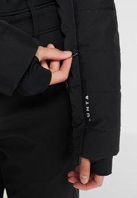 Luhta - JAAMA - Zimní kalhoty - black - 8