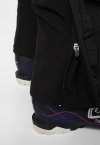 Luhta - JAAMA - Zimní kalhoty - black - 6