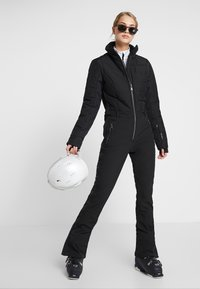 Luhta - JAAMA - Zimní kalhoty - black - 1