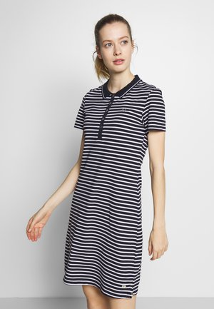 ANTSKOG - Jersey dress - dark blue