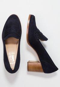 Luca Grossi - Classic heels - blue - 3