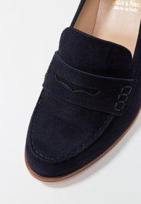 Luca Grossi - Classic heels - blue - 2