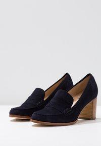 Luca Grossi - Classic heels - blue - 4