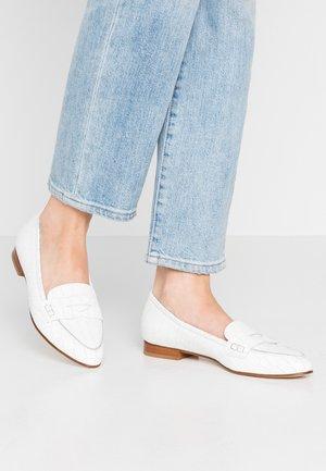 RETAL - Nazouvací boty - bianco