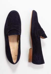 Luca Grossi - Slippers - dark blue - 2