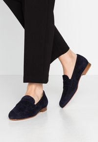 Luca Grossi - Slippers - dark blue - 0