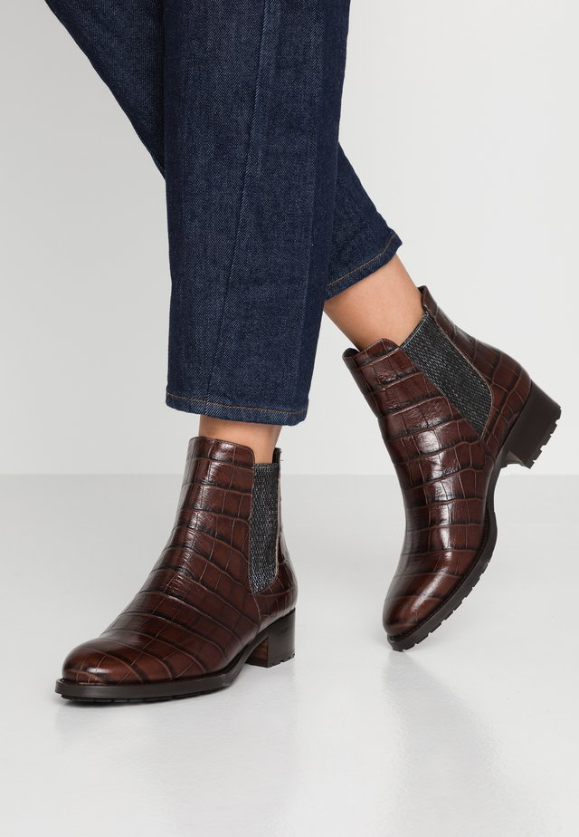 Classic ankle boots - ulisse test di moro