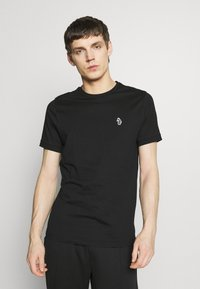Luke 1977 - JOHNNYS 3 PACK - T-shirt - bas - black/grey/white - 4