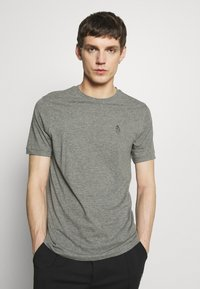 Luke 1977 - JOHNNYS 3 PACK - T-shirt - bas - black/grey/white - 3
