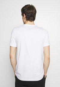 Luke 1977 - JOHNNYS 3 PACK - T-shirt - bas - black/grey/white - 2