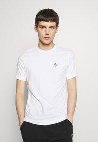 Luke 1977 - JOHNNYS 3 PACK - T-shirt - bas - black/grey/white - 1