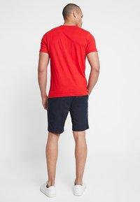 Luke 1977 - JOHNNYS 3 PACK - T-shirt - bas - navy/white/red - 2