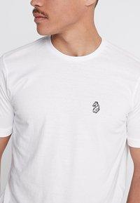 Luke 1977 - JOHNNYS 3 PACK - T-shirt - bas - navy/white/red - 5