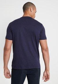 Luke 1977 - JOHNNYS 3 PACK - T-shirt - bas - navy/white/red - 3