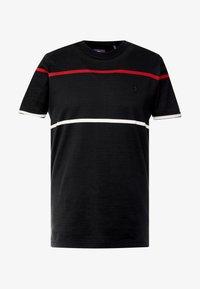 Luke 1977 - ACOURT - T-shirt med print - jet black - 4